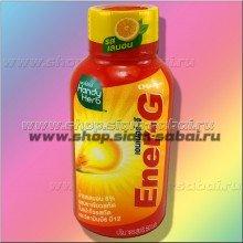 Полезный тайский энергетик Ener-G