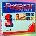 Антипаразитарный препарат Fugacar против всех видов паразитов