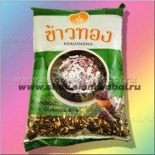 Черный клейкий безглютеновый рис 500 грамм