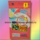 Пластырь KoolFever для малышей для снижения температуры, розовый 1 шт