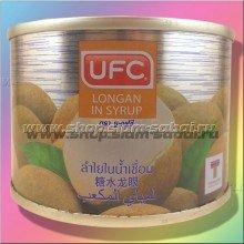 Лонган в сиропе  консервированный