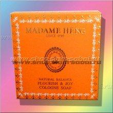 Тайское апельсиновое мыло Мадам Хенг