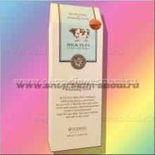 Молочный гель-скатка для лица и тела