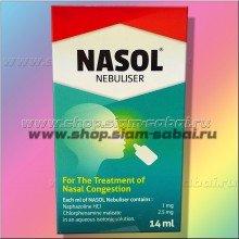 Спрей от насморка Nasol