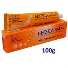 Интенсивный бальзам - анальгетик Neotica от боли и спазмов 100 грамм