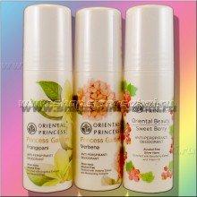 Мягкий шариковый дезодорант-антиперсперант с фруктовыми и цветочными ароматами