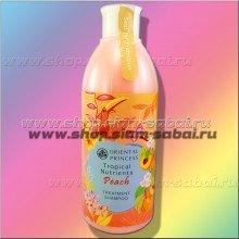 Персиковый шампунь против выпадения волос Oriental Princess. Вес: 300.00  г