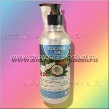 Кокосовое масло для массажа и для ухода за кожей