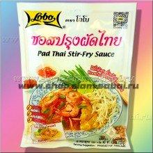 Готовая паста для приготовления тайской лапши Пад Тай  Lobo