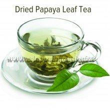 Листья папайи  - чай для лечения и  профилактика рака