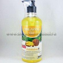 Ананасовое масло для массажа и для ухода за кожей