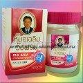 Тайский охлаждающий розовый бальзам Wang Prom 50 грамм