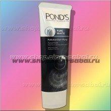 Угольная пенка для умывания для глубокого очищения кожи