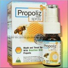 Эффективный проверенный спрей от боли в горле с прополисом