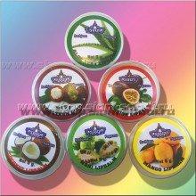 Бальзам - блеск для губ с фруктовыми экстрактами