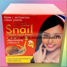 Антивозрастной крем для лица с экстрактом слизи улитки и витамином Е