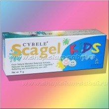 Крем для удаления всех видов шрамов Скагель для детей
