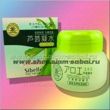 Крем – эссенция для кожи лица Алое и Желатин 55 грамм