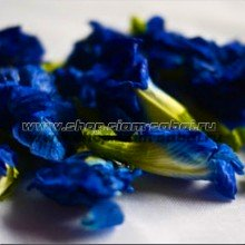 Синий чай из цветов клитории фасовка по 500 грамм или по 1 кг. Вес: 600.00  г