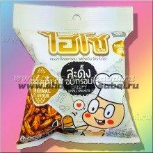 Тайская вкуснятина – хрустящие сверчки в ароматных специях