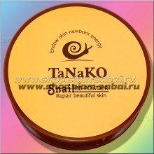 Улиточная ВВ пудра для лица TaNaKO