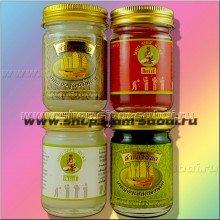 Тайский тигровый бальзам 50 грамм