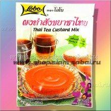 Тайский заварной крем с кокосовым чаем для бисквитов, пирожных или тортов Lobo