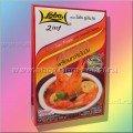 Тайский знаменитый суп Том Ям Кунг с кокосовыми сливками