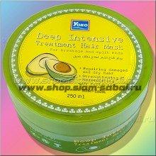 Маска для волос с авокадо Yoko 250 мл
