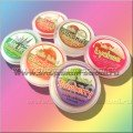 Фруктовый блеск для губ - набор из 6 ярких вкусов