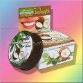 Тайская круглая зубная паста «Кокос»