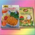 Приправа для приготовления тайских шашлычков  Сатей и кокосовое молоко